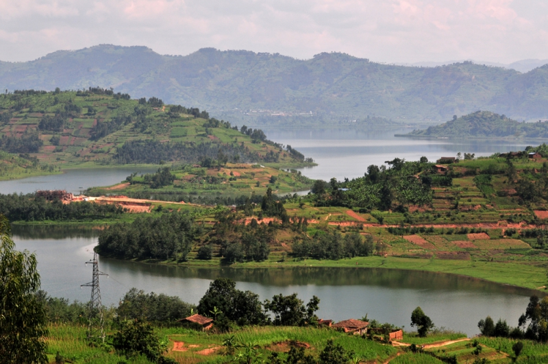 General view of northwestern Rwanda. © Neil Palmer
